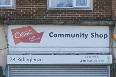 Oasis Community Shop