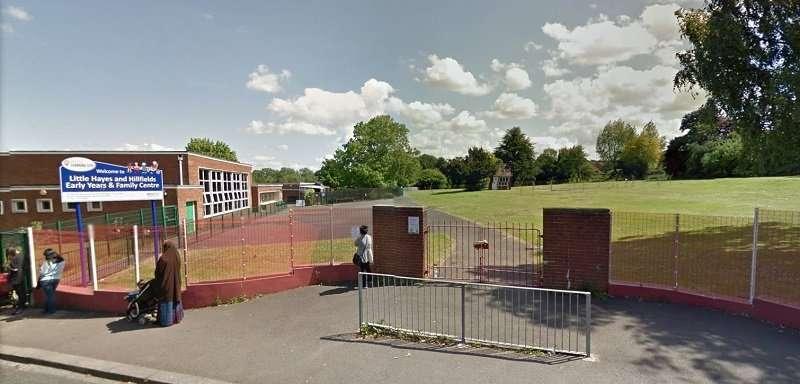 Oldbury Court Children's Centre (formerly Little Hayes)